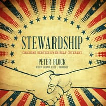 Stewardship by Peter Block audiobook
