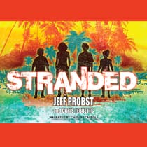 Stranded by Jeff Probst audiobook