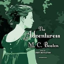 The Adventuress by M. C. Beaton audiobook