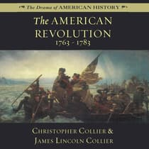 The American Revolution by Christopher Collier audiobook