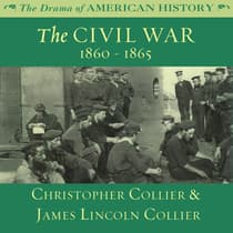 The Civil War by Christopher Collier audiobook