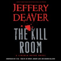 The Kill Room by Jeffery Deaver audiobook