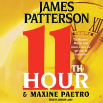 11th Hour by James Patterson audiobook