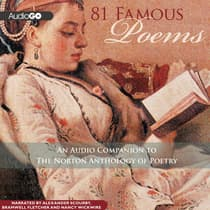 81 Famous Poems by various authors audiobook