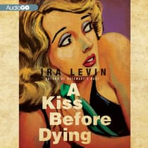 A Kiss Before Dying by Ira Levin audiobook