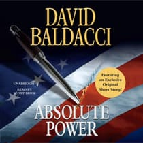 Absolute Power by David Baldacci audiobook