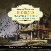Agatha Raisin and the Haunted House by M. C. Beaton audiobook