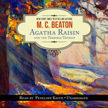 Agatha Raisin and the Terrible Tourist by M. C. Beaton audiobook