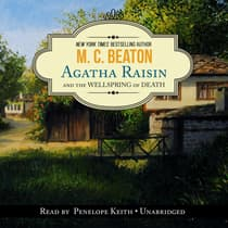 Agatha Raisin and the Wellspring of Death by M. C. Beaton audiobook