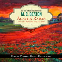 Agatha Raisin and the Wizard of Evesham by M. C. Beaton audiobook