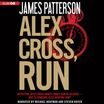 Alex Cross, Run by James Patterson audiobook