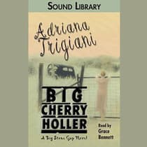 Big Cherry Holler by Adriana Trigiani audiobook