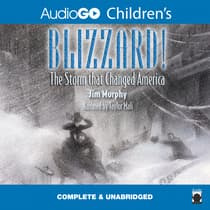 Blizzard! by Jim Murphy audiobook