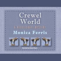 Crewel World by Monica Ferris audiobook