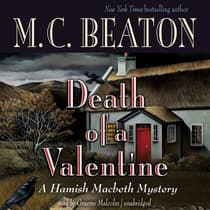 Death of a Valentine by M. C. Beaton audiobook