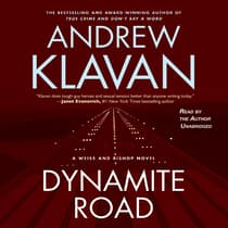 Dynamite Road by Andrew Klavan audiobook