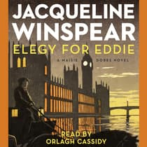 Elegy for Eddie by Jacqueline Winspear audiobook