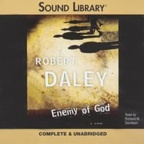 The Enemy of God by Robert Daley audiobook