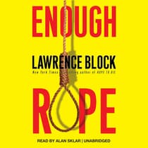 Enough Rope by Lawrence Block audiobook