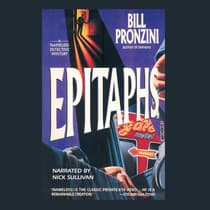 Epitaphs by Bill Pronzini audiobook