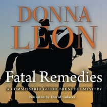 Fatal Remedies by Donna Leon audiobook