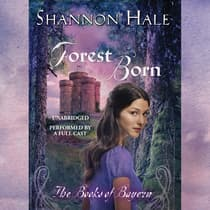 Forest Born by Shannon Hale audiobook