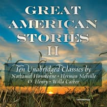Great American Stories II by various authors audiobook