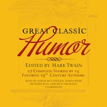 Great Classic Humor by various authors audiobook
