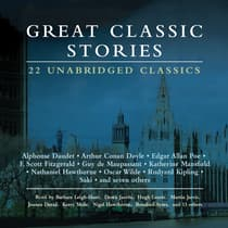 Great Classic Stories by various authors audiobook