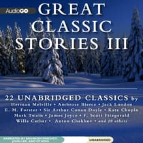 Great Classic Stories III by various authors audiobook