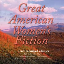 Great American Women's Fiction by various authors audiobook