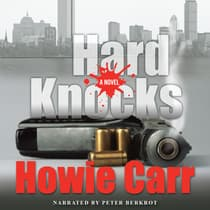 Hard Knocks by Howie Carr audiobook