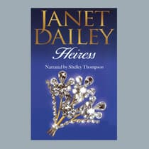Heiress by Janet Dailey audiobook