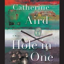 Hole in One by Catherine Aird audiobook