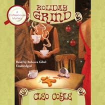Holiday Grind by Cleo Coyle audiobook