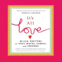 It's All Love by Marita Golden audiobook