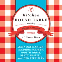 Kitchen Round Table by Marja Samsom audiobook
