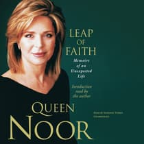 Leap of Faith by Noor al-Hussein audiobook