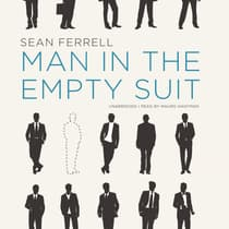 Man in the Empty Suit by Sean Ferrell audiobook