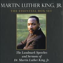 Martin Luther King, Jr., the Essential Box Set by Clayborne Carson audiobook