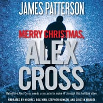 Merry Christmas, Alex Cross by James Patterson audiobook