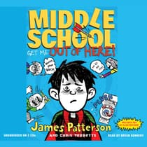 Get Me out of Here! by James Patterson audiobook