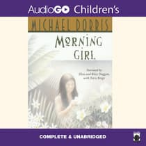 Morning Girl by Michael Dorris audiobook