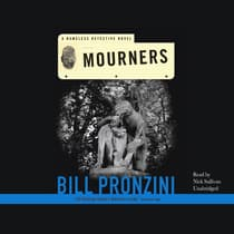Mourners by Bill Pronzini audiobook