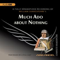 Much Ado about Nothing by William Shakespeare audiobook