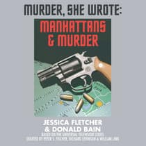 Manhattans and Murder by Jessica Fletcher audiobook