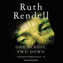 One Across, Two Down by Ruth Rendell audiobook