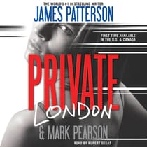 Private London by James Patterson audiobook