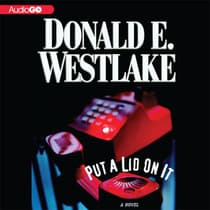 Put a Lid on It by Donald E. Westlake audiobook