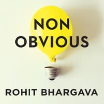 Non-Obvious by Rohit Bhargava audiobook